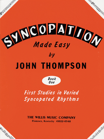 SYNCOPATION MADE EASY BOOK 1