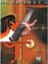 HARMONICS FOR GUITAR THE COMPLETE GUIDE TAB /CD