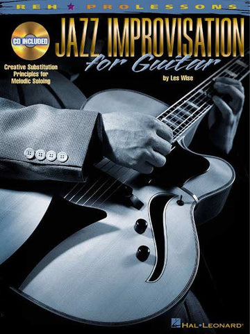 JAZZ GUITAR IMPROVISATION /CD