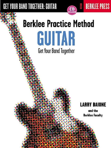 BERKLEE PRACTICE METHOD GUITAR /CD