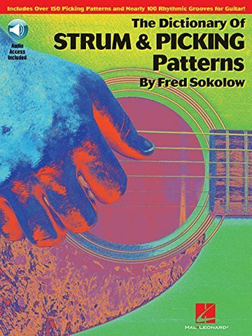 THE DICTONARY OF STRUM & PICKING PATTERNS /CD