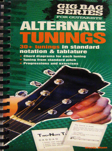 ALTERNATE TUNINGS FOR ALL GUITARIST