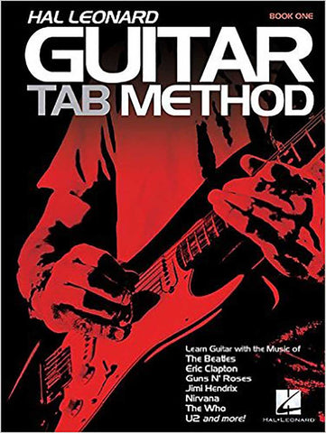 GUITAR TAB METHOD /CD