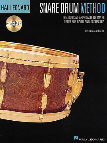 SNARE DRUM METHOD /CD