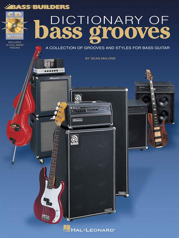 DICTIONARY OF BASS GROOVES /CD