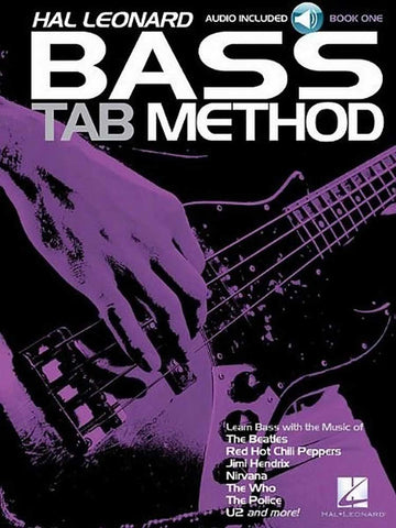BASS TAB METHOD /CD