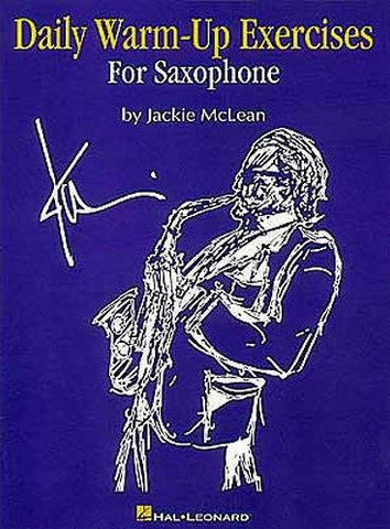 MCLEAN DAILY WARM UP EXERCISES FOR SAXOPHONE