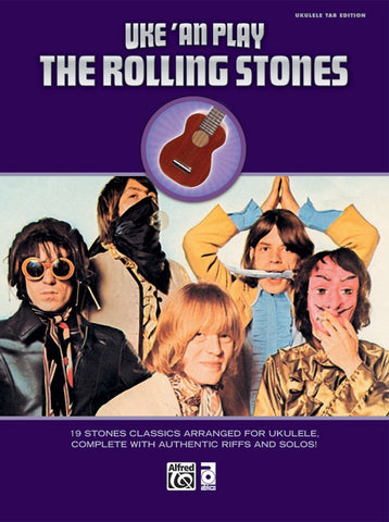 UKE AN PLAY THE ROLLING STONES