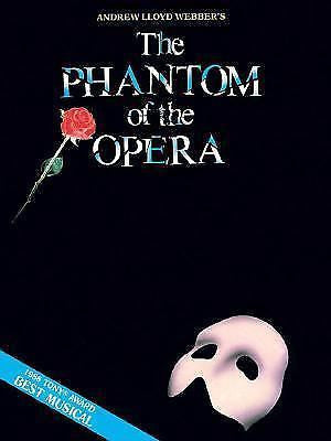 THE PHANTOM OF THE OPERA - SOUVENIR EDITION
