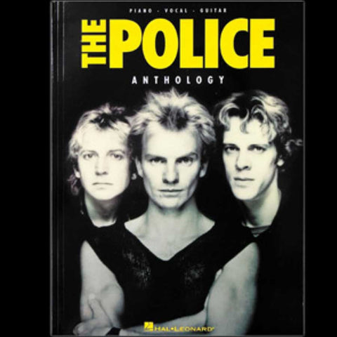 THE POLICE - ANTHOLOGY
