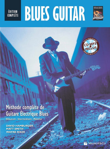 BLUES GUITAR: EDITION COMPLETE