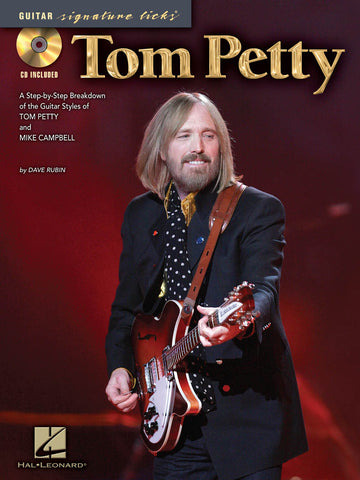 TOM PETTY – GUITAR SIGNATURE LICKS