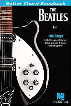 THE BEATLES GUITAR CHORD SONGBOOK A-1