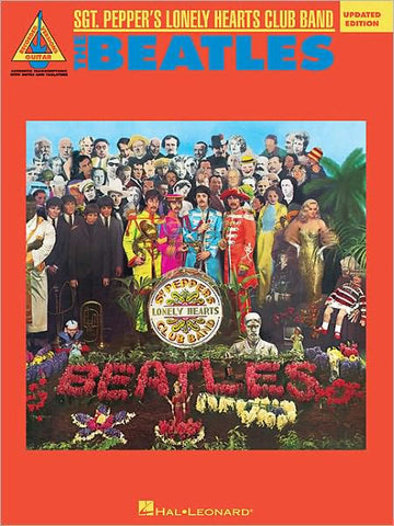 THE BEATLES - SGT. PEPPER´S LONELY HEARTS  CLUB BAND UPDATED EDITION