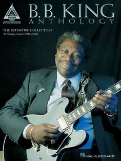 B.B. KING ANTHOLOGY GUITAR