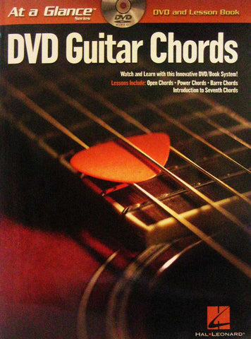 GUITAR CHORDS CON DVD