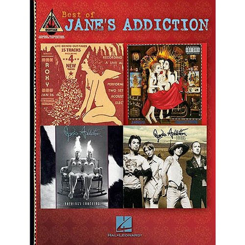 BEST OF JANES ADDICTION