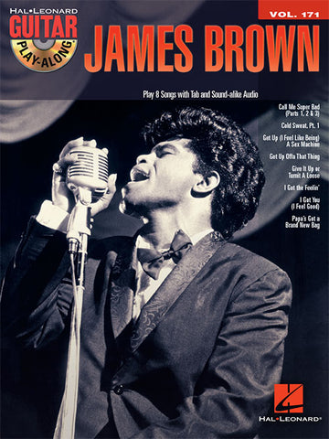 GUITAR PLAY ALONG JAMES BROWN