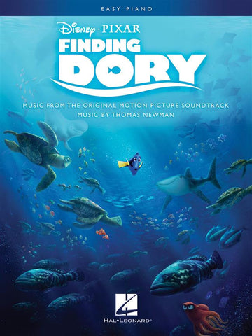 FINDING DORY EASY PIANO
