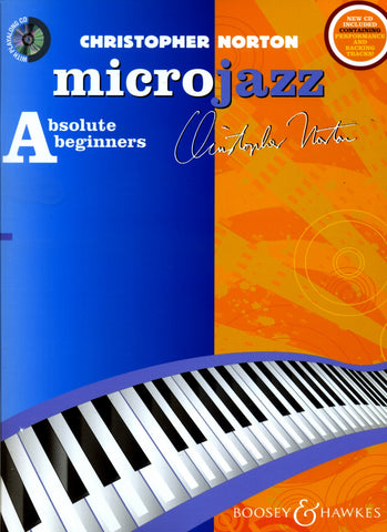 MICROJAZZ FOR ABSOLUTE BIGINNERS