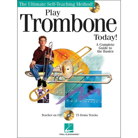 PLAY TODAY TROMBONE TODAY /CD