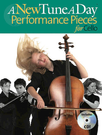 A NEW TUNE A DAY – PERFORMANCE PIECES FOR CELLO