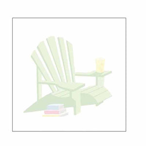 Adirondack Chair Sticky Note