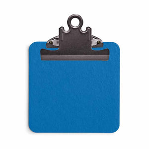 Blue Sticky Note Clipboard with Sticky Notes