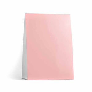 Blush Table Tent Cards