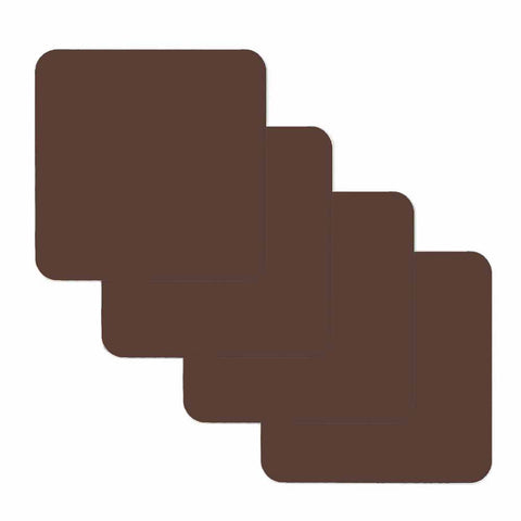 Brown Coasters
