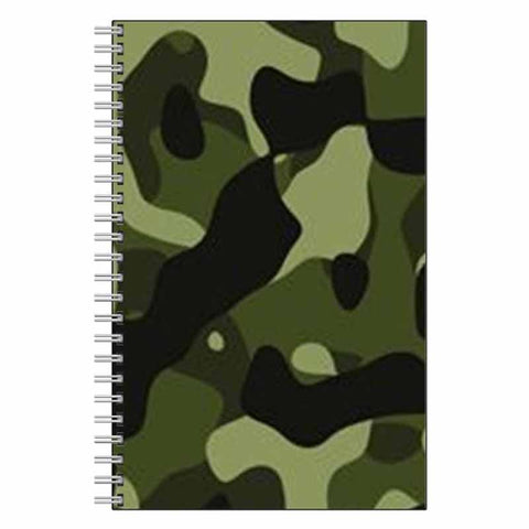 Camouflage Journal Notebook