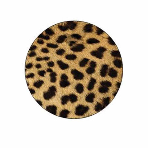 Cheetah Animal Print Stickers