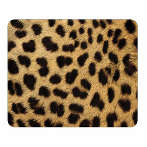 Cheetah Animal Print Mouse Pad