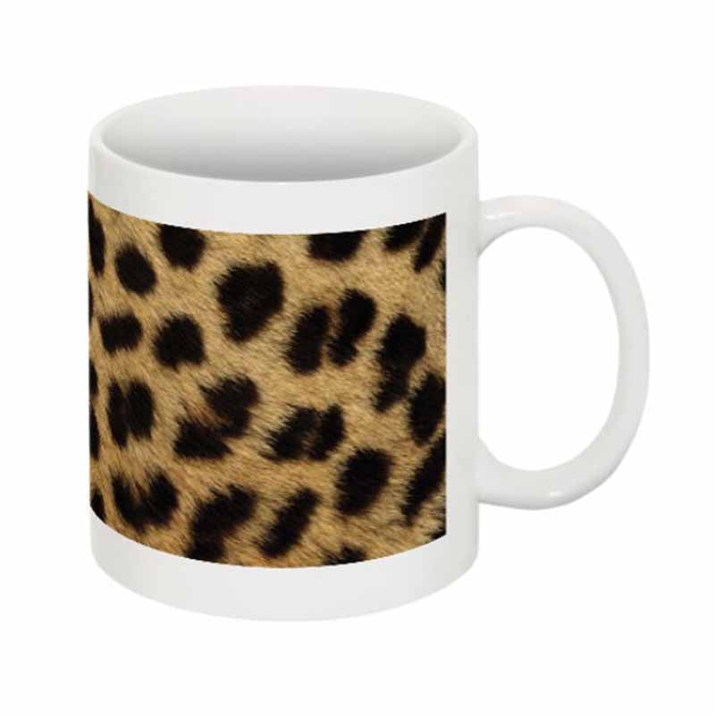 Cheetah Animal Print Mug