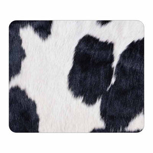 Cow Animal Print Mouse Pad
