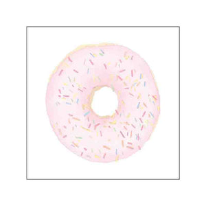 Donut Sticky Notes - Set of 3 - Blank or Personalized