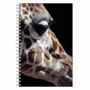 Giraffe Face Journal Notebook