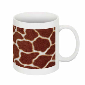 Giraffe Animal Print Mug