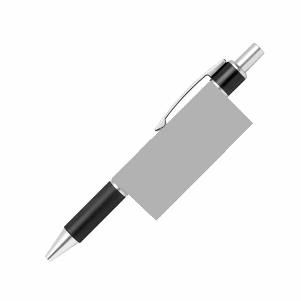 Gray Pen - Blank or Personalized