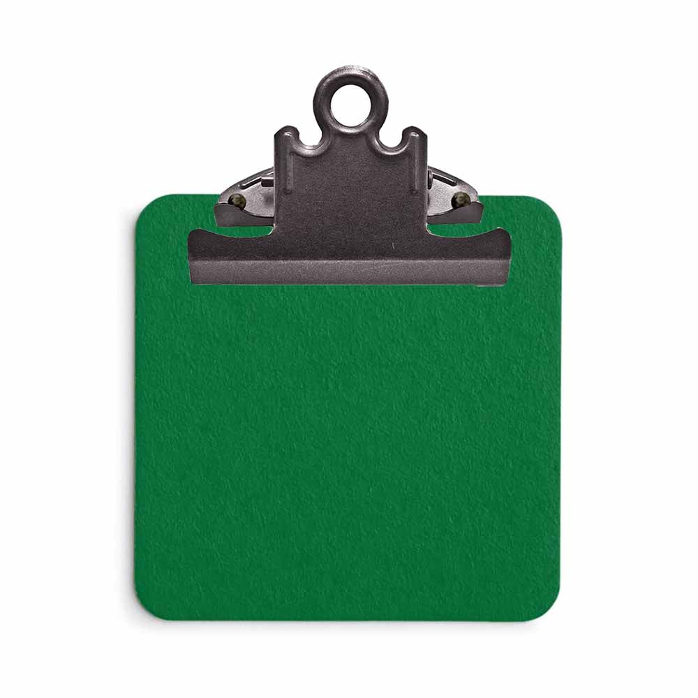 Sticky Note Clipboard - Green