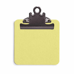 Sticky Note Clipboard - Lemon