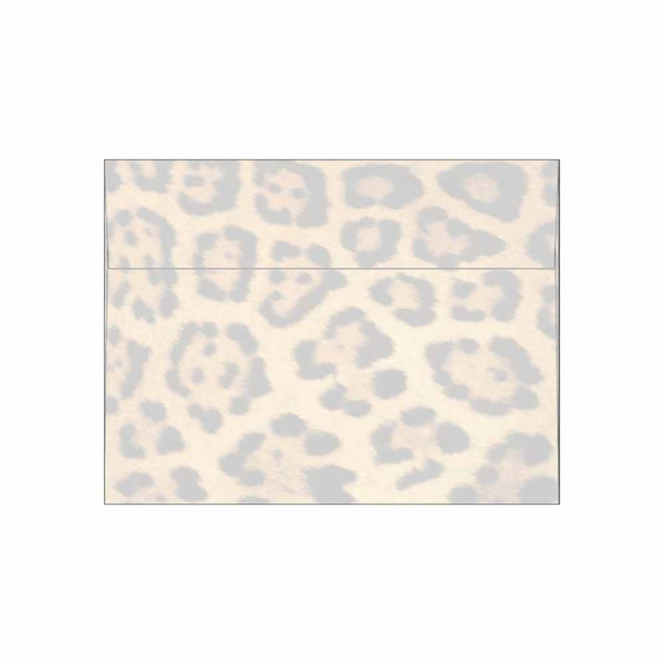 Leopard Print A2 Envelopes