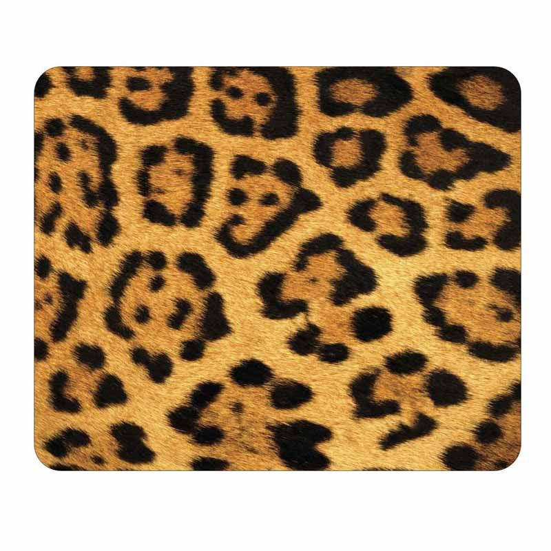 Leopard Animal Print Mouse Pad