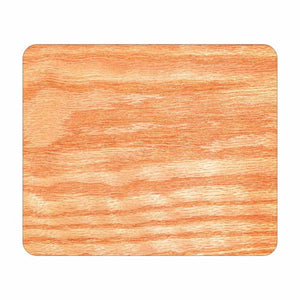Light Wood Grain Mouse Pad