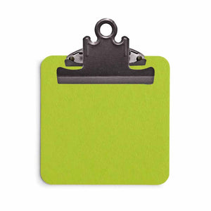 Sticky Note Clipboard - Lime