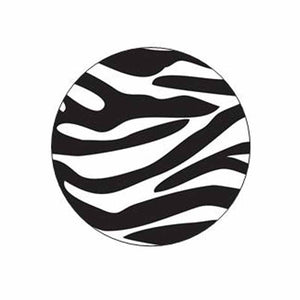 Zebra Animal Print Stickers