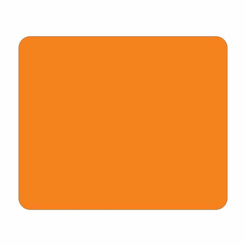 Orange Mouse Pad
