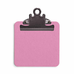 Sticky Note Clipboard - Pink