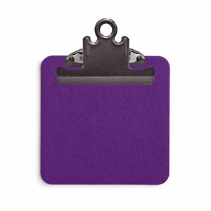 Sticky Note Clipboard - Purple