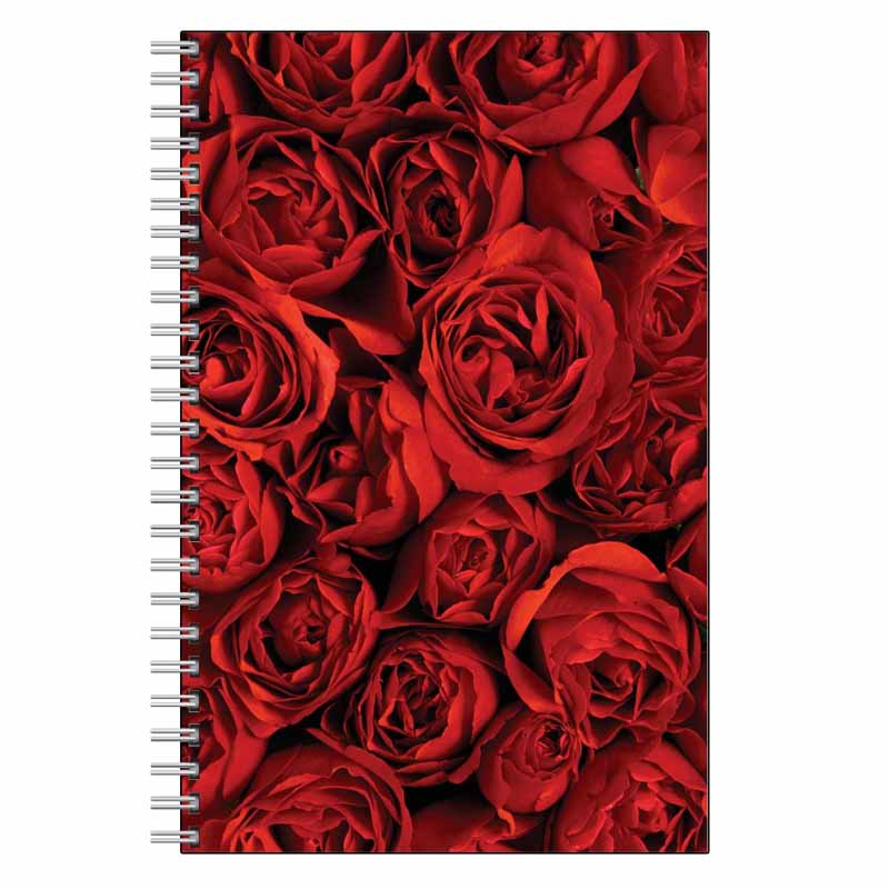 Red Roses Journal Notebook